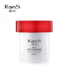 韩束雪白肌透白平衡晚安面膜(雪绒花精华)150g