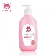 红色小象儿童盈养沐浴露530ml