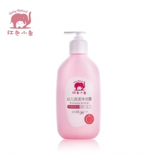 红色小象幼儿洗发沐浴露530ml