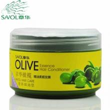 章华橄榄精油柔顺发膜(营养焗油型)300ml