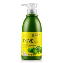 章华橄榄精油柔顺焗油乳液(营养焗油型)380ml