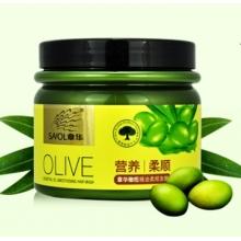 章华500ml橄榄柔顺发膜(营养具有型) 30瓶