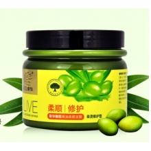章华500ml橄榄柔顺发膜(染烫修护型) 30瓶