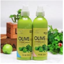 章华200ml橄榄精油弹力素(保湿塑性型) 48瓶