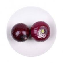 三好鲜生 新鲜紫葱头 约500g