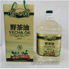 道心园野茶油   4.5L 产地直发
