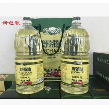 道心园野茶油 1.8L*2 产地直发